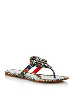 11cdf073a137 Tory Burch - Women s Miller Thong Sandals ...