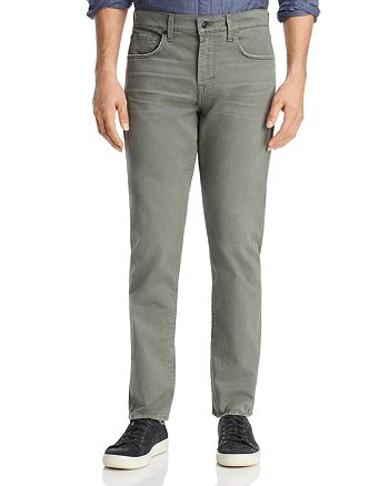 7 For All Mankind - Adrien Tapered Fit Jeans in Faded Spruce