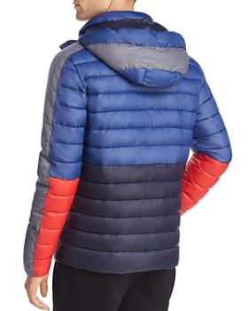 Superdry - Fuji Color-Block Puffer Jacket