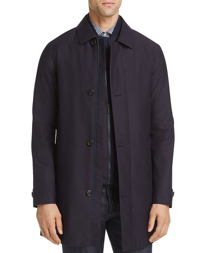 Z Zegna - 3-in-1 Rain Jacket with Detachable Vest