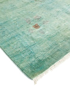 """Solo Rugs - Vibrance Collection Marcian Area Rug, 11'7"""" x 14'9"""""""