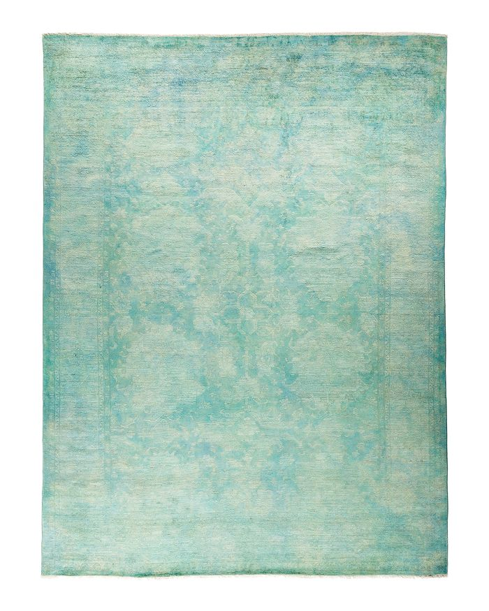 """Solo Rugs - Vibrance Collection Pepin Area Rug, 8'10"""" x 11'10"""""""