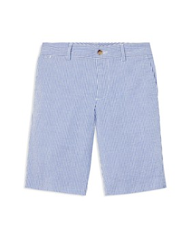 981181af8db Ralph Lauren - Polo Boys  SlimFit Seersucker Shorts - Big Kid ...