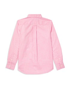 Ralph Lauren - Boys' Gingham Sport Shirt - Big Kid