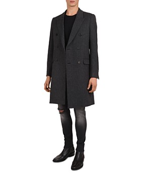 The Kooples - Neo Houndstooth Double-Breasted Coat ... 927980092620