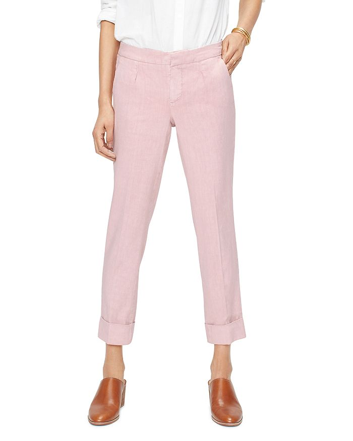 NYDJ - Everyday Pleated Ankle Pants