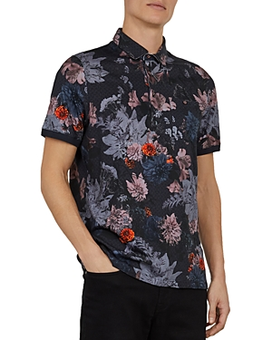 Ted Baker Amir Printed Polo Sale and Offers May 2020