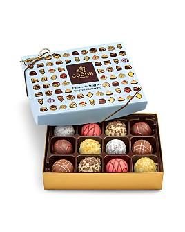 Godiva® - Chocolatier Patisserie Dessert Truffle Gift Box, 12 Piece