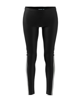 Adidas - Trefoil Triple Stripe Jersey Leggings