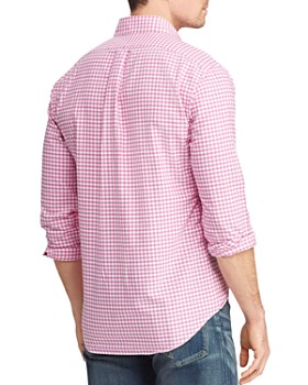 346aa7888b56 ... Polo Ralph Lauren - Patterned Classic Fit Button-Down Oxford Shirt