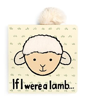 Jellycat - If I Were a Lamb Book - Ages 0+