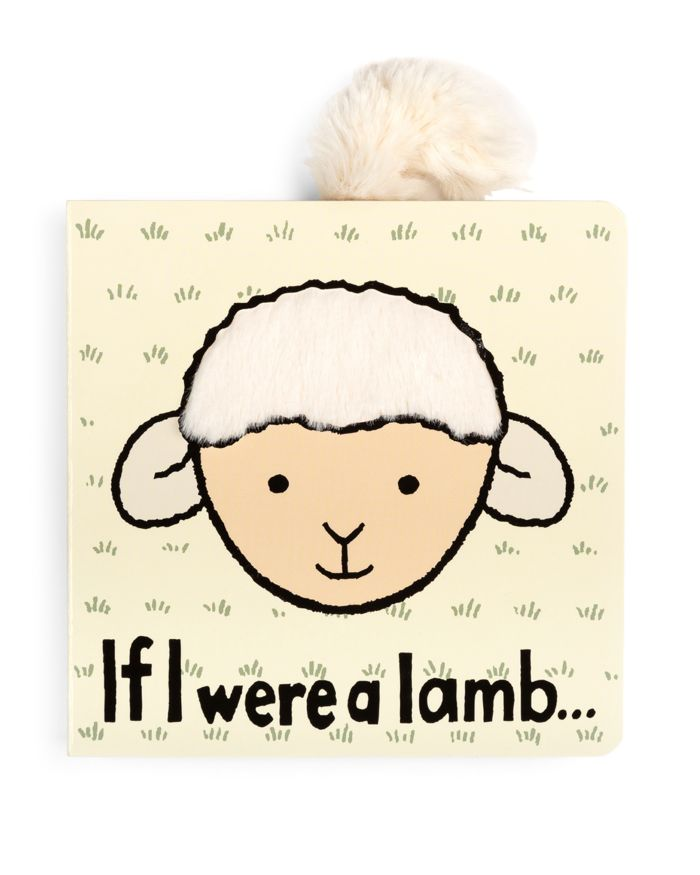 Jellycat If I Were a Lamb Book - Ages 0+    Bloomingdale's