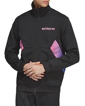 05fca1ef3944 adidas Originals - Degrade Color-Block Track Jacket ...