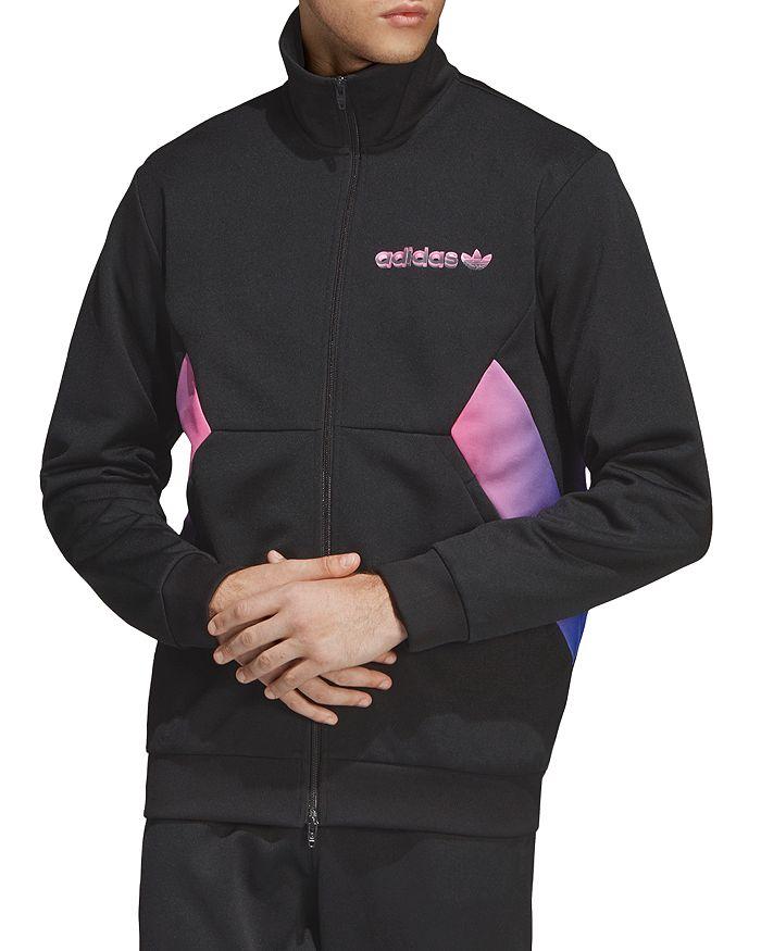 adidas Originals - Degrade Color-Block Track Jacket