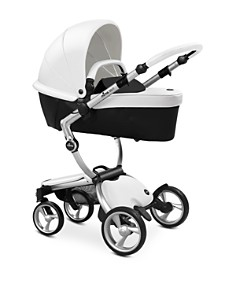 Mima - Xari Stroller with Silver Chassis