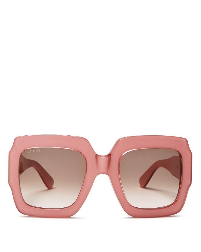 ac2a666d37aa1 Gucci - Women s Oversized Square Sunglasses