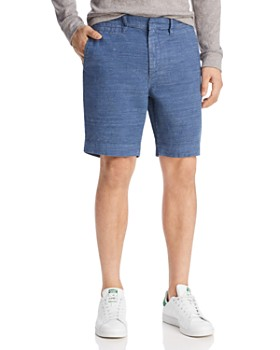 John Varvatos Star USA - Flat-Front Shorts