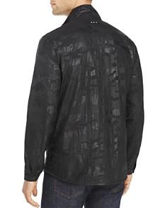 John Varvatos Star USA - Robb Lightweight Performance Camouflage-Print Jacket