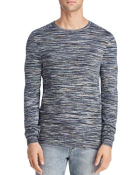 John Varvatos Star USA - Zac Variegated Sweater