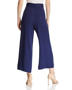 BB DAKOTA - Belted Cropped Wide-Leg Pants - 100% Exclusive