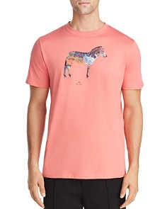PS Paul Smith - Zebra Graphic Tee