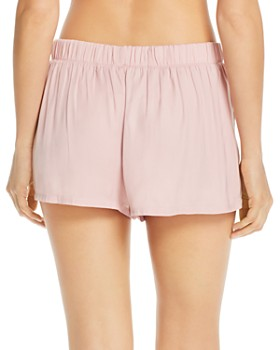 Josie - Satin Sleepwear Shorts - 100% Exclusive