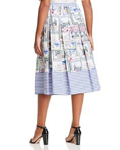 Marina Rinaldi - Carracci Pleated Skirt