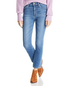 Joe's Jeans - Callie Cropped Boot Jeans in Meryll