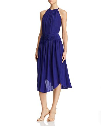 Ramy Brook - Marti Ruched-Back Dress