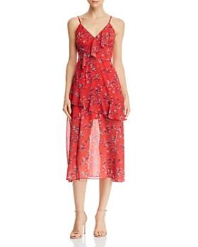 Keepsake - Heart and Soul Floral Dress