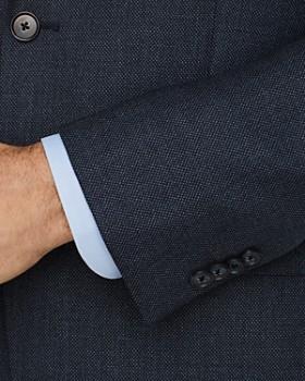 Michael Kors - Mélange Birdseye Classic Fit Suit Jacket