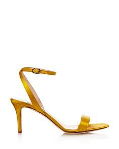 SJP by Sarah Jessica Parker - Women's Gal Satin High-Heel Sandals