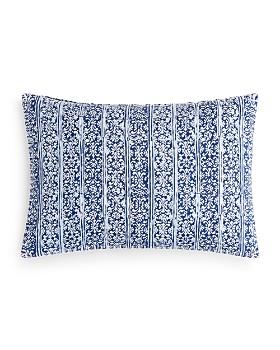 "John Robshaw - Bila Lapis Decorative Pillow, 12"" x 18"""