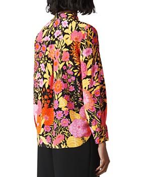 Whistles - Luella Floral Silk Shirt
