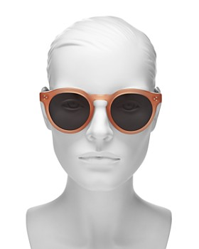 d1aca2c976 ... 50mm Illesteva - Women s Leonard II Oversized Round Sunglasses