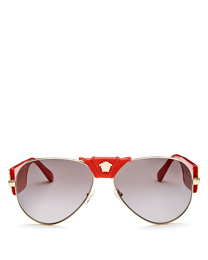 00a040918498 Versace - Women s Aviator Sunglasses