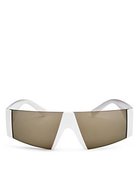 a709419a917 Versace - Men s Mirrored Shield Sunglasses
