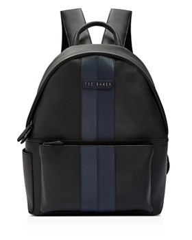 Ted Baker - Popp Twill Pu Backpack