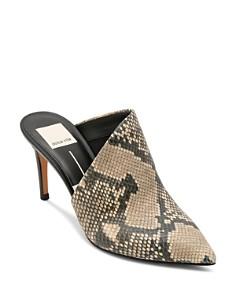 Dolce Vita - Women's Camala High-Heel Mules