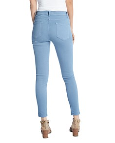 Karen Kane - Zuma Cropped Skinny Jeans in Water