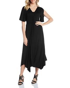 Karen Kane - Twist-Front Maxi Dress