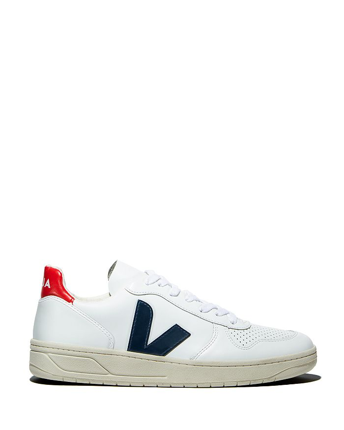 VEJA - Men's V-10 Leather Sneakers