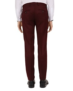 The Kooples - Warm Wool Slim Fit Suit Trousers