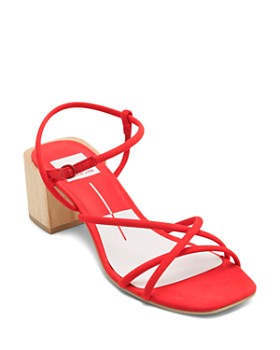 33a4f85b9172ed Dolce Vita - Women s Zayla Wooden Block Heel Sandals ...