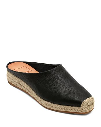 Dolce Vita - Women's Brandi Leather Espadrille Mules