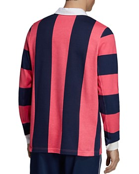 adidas Originals - Striped Rugby Shirt