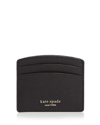 kate spade new york - Pebbled Leather Card Holder
