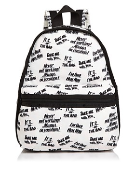 LeSportsac - x Baron Von Fancy x PINTRILL Nylon Backpack