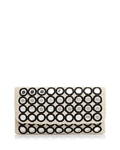 From St Xavier - Epiphany II Bead & Mirror Clutch