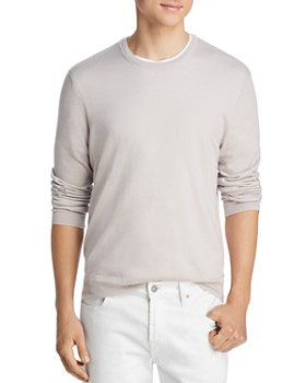 The Men's Store at Bloomingdale's - Lightweight Cashmere Crewneck Sweater - 100% Exclusive